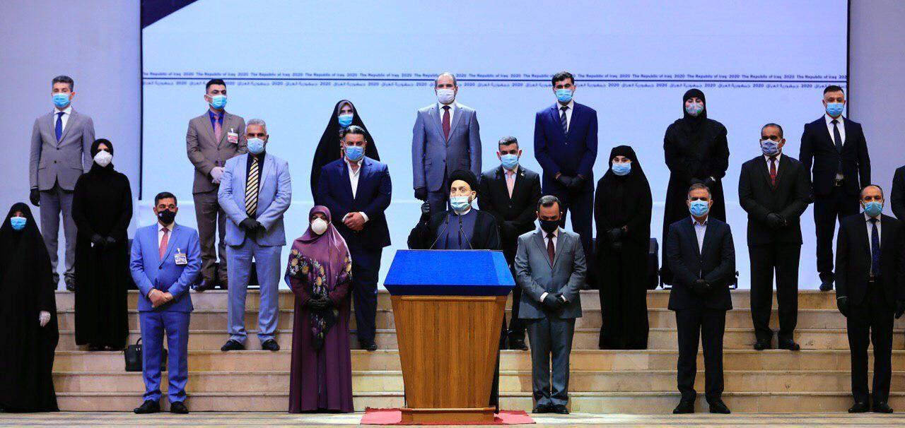 المؤتمر الوطني العراقي يعلن انضمامه لتحالف عراقيون