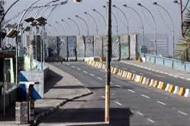 نجاة الشيخ عبد الستار عبد الجبار  امام وخطيب جامع الامام الاعظم من محاولة اغتيال قرب جسر المثنى