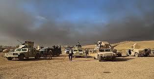 تحرير أربع قرى ومجمعاً سكنياً غرب الموصل