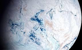 توأم جليدى للأرض على بعد 13 ألف سنة ضوئية
