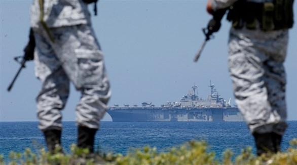 الصين تبدأ مناورات عسكرية تزامناً مع زيارة مسؤول أمريكي لتايوان