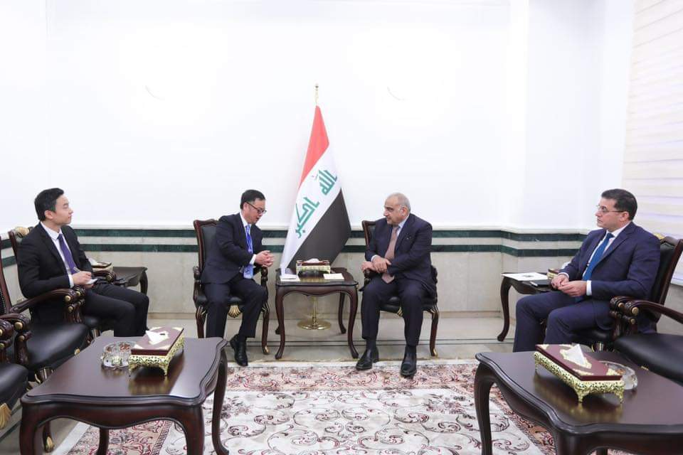 Details of the meeting of the Prime Minister with a number of ambassadors in Baghdad Image