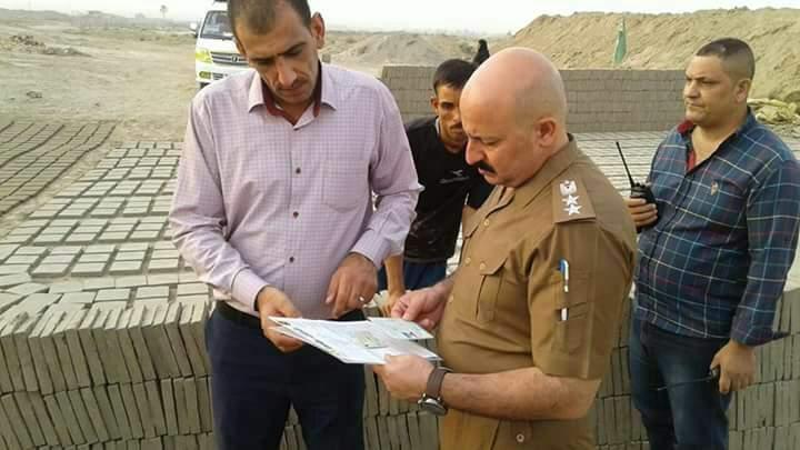 استعداداً لتنفيذ خطة محرم الحرام.. شرطة كربلاء تنفيذ مقررات الخطة الامنية الخاصة بالشهر (صور)