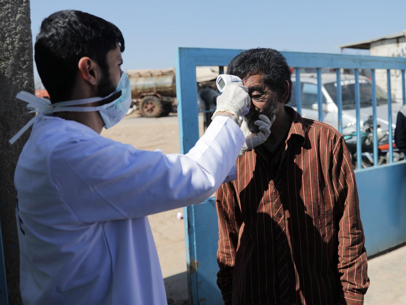 ارتفاع اعداد المصابين بفيروس كورونا في سوريا إلى 312