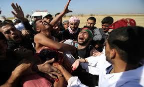 ارتفاع حصيلة شهداء قطاع غزة خلال مسيرات العودة