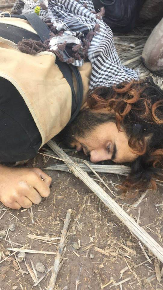"""(بالصور) """"احباط محاولة ارهابية لاستهداف الزائرين شمال بغداد"""""""