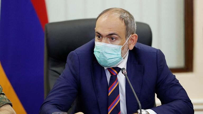"""رئيس وزراء أرمينيا يعقد جلسة طارئة لبحث توجيه """"ضربة مكافئة"""" لقوات أذربيجان"""