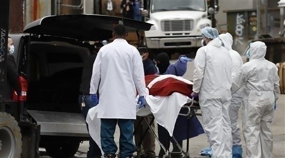 تضاعف عدد الوفيات بكورونا في 3 أيام إلى 4 آلاف بأميركا