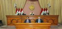 البرلمان يصوت على الموازنة ويرفع جلسته الى الشهر المقبل(موسع)