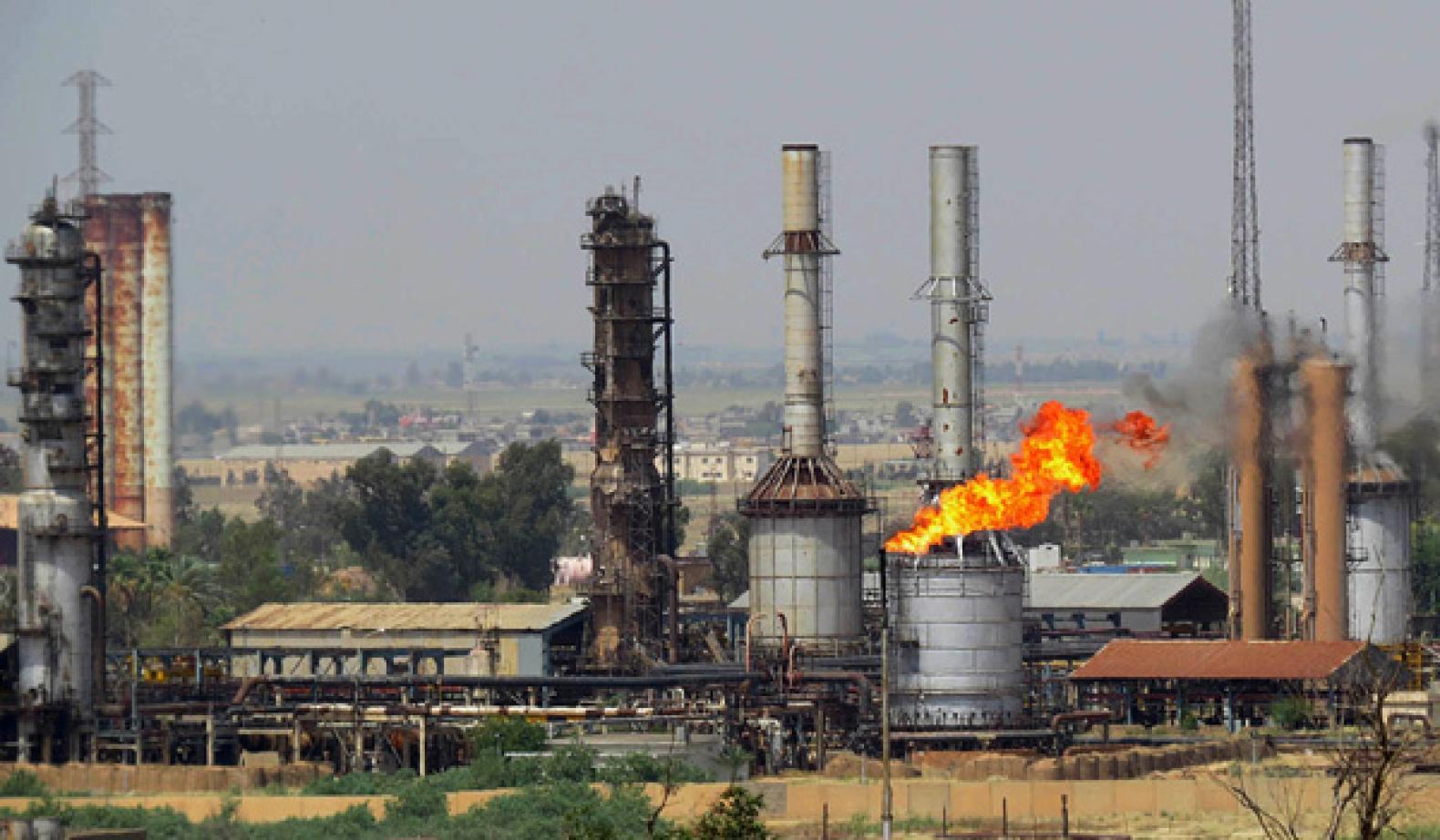 بريتش بتروليوم تتفق مع بغداد لتعزيز القدرة الانتاجية لحقول كركوك