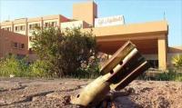 مستشفى الفلوجة .. غادره المرضى لعدم توفر العلاج وخوفاً من القصف الذي إستهدفه 35 مرة