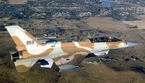 طيران اسرائيلي مكثف فوق لبنان