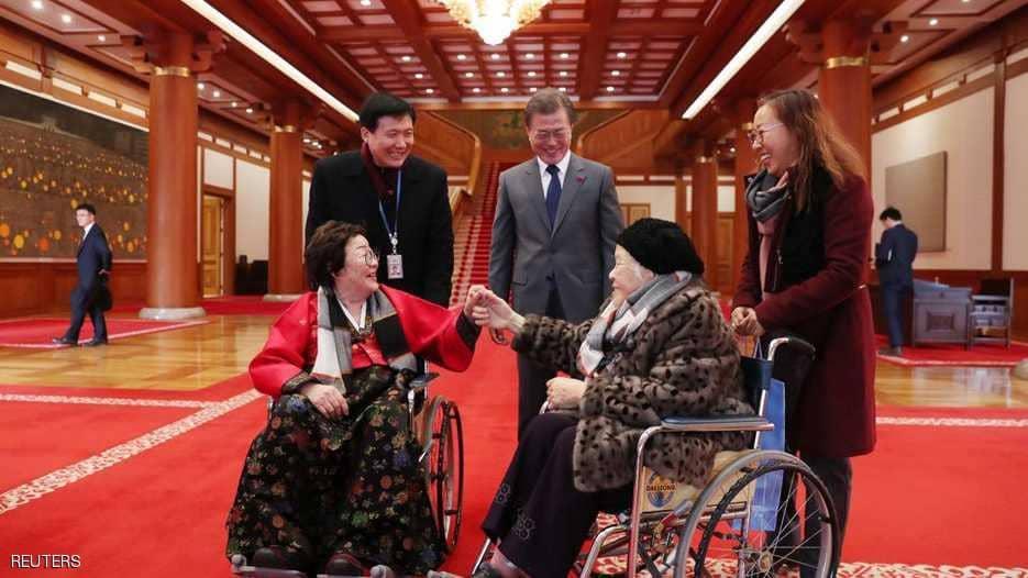 """""""نساء المتعة""""  يُفجرن أزمة بين اليابان وكوريا الجنوبية"""