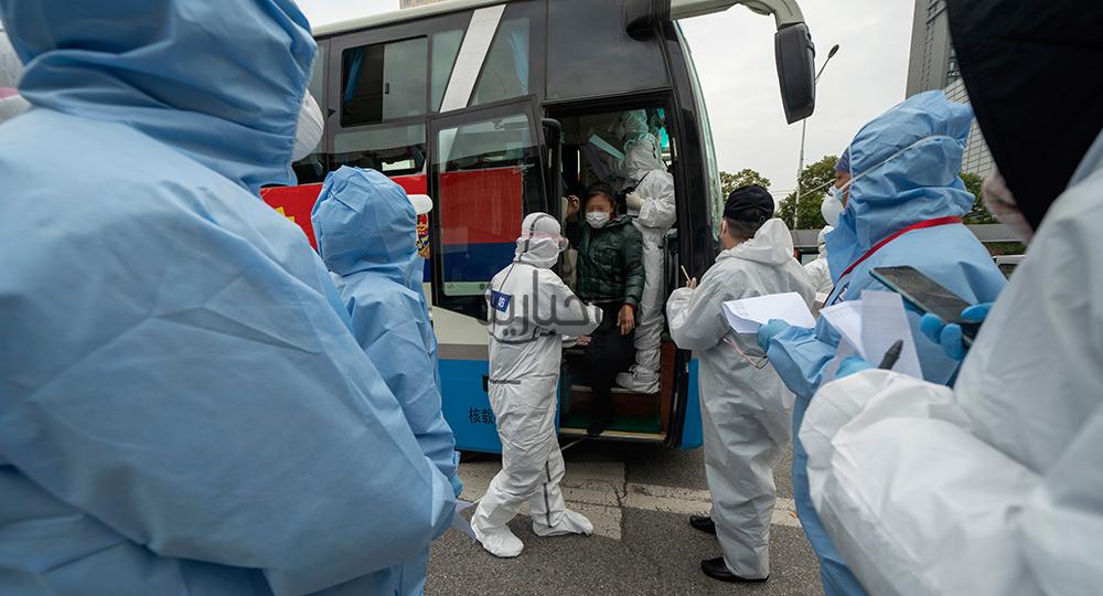 خبير صيني: فيروس كورونا القاتل لن يكون تحت السيطرة قبل حلول حزيران القادم