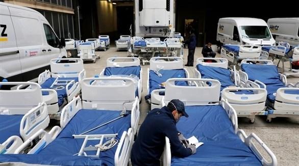 تسجيل أكثر من 42 ألف حالة وفاة بسبب كورونا حول العالم