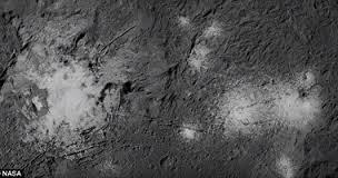 العلماء يكتشفون  جزئيات عضوية بكوكب سيريس