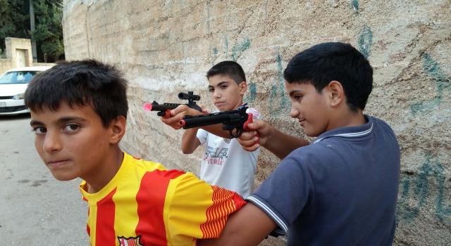 الحصيلة النهائية للمصابين بحوادث العاب الاطفال خلال العيد