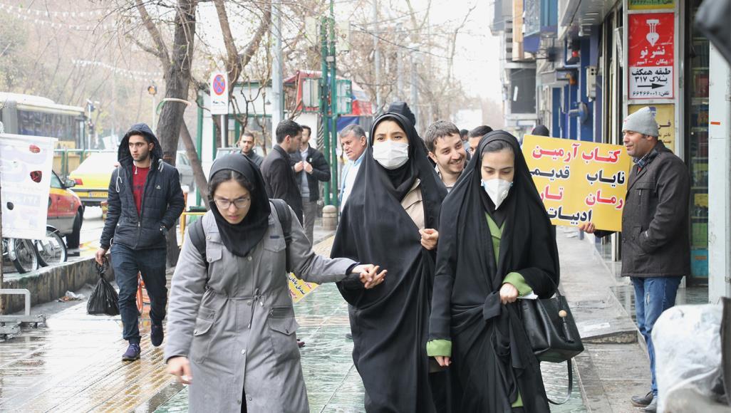 عدد الوفيات بفيروس كورونا في إيران يرتفع إلى 3160