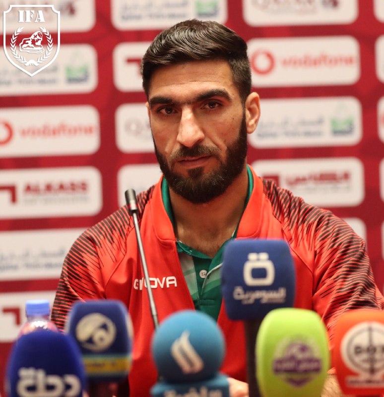 احمد إبراهيم يكشف السر وراء الفوز على قطر وتحضيرات الأسود لموقعة الامارات