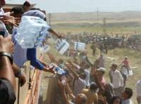 نسخة منه الى صالح المطلك.. الأمم المتحدة: 3 ملايين عراقي بحاجة لمساعدات غذائية و800 ألف منهم بلا مأوى!!