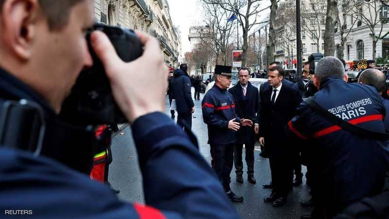 """فرنسا تتراجع.. وتأمر بمحادثات مع """"السترات الصفراء"""""""