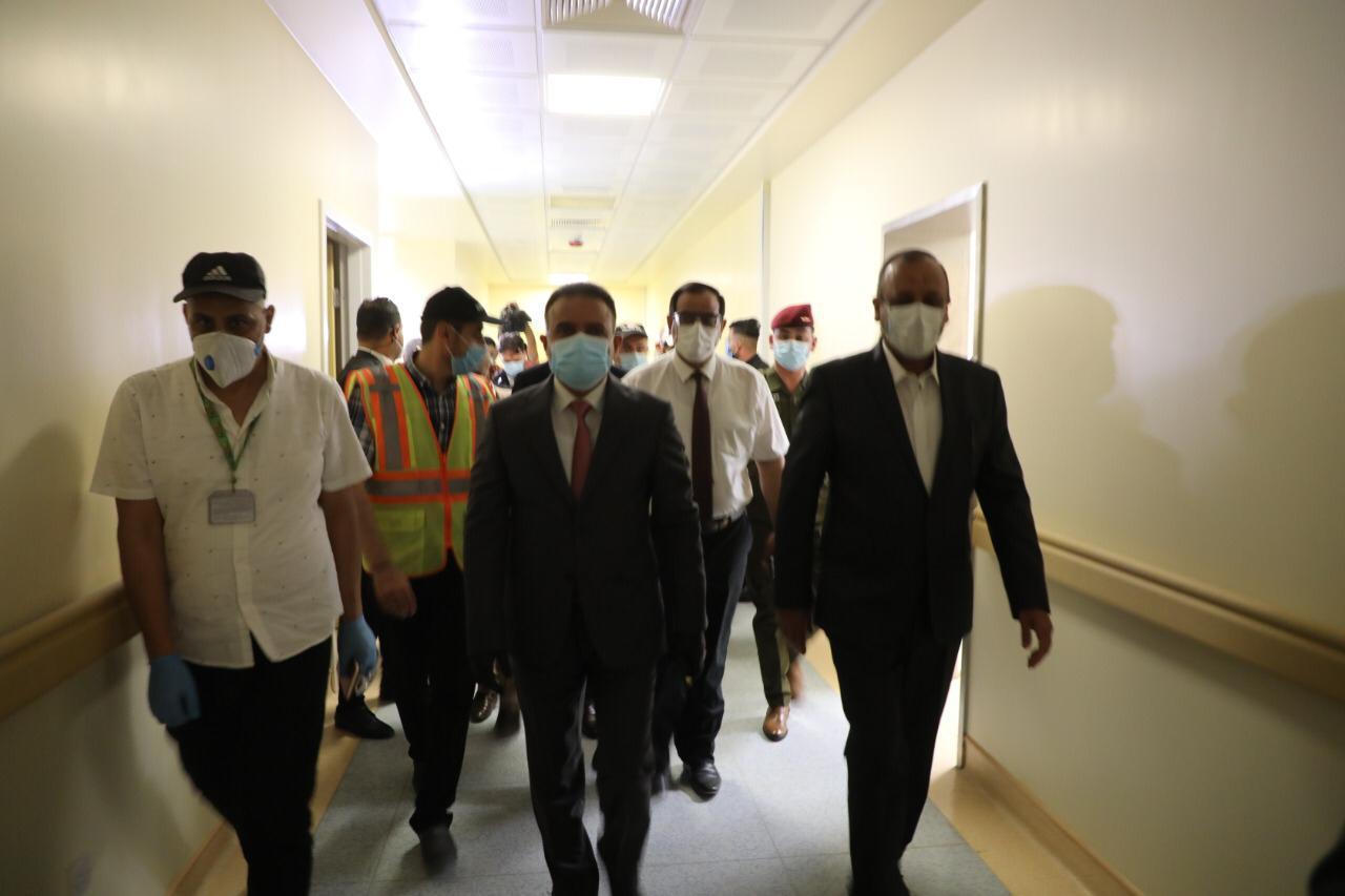 """فريق خبراء اجانب يصل النجف لإنجاز """"المستشفى الألماني"""""""