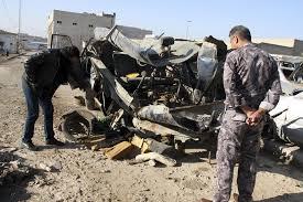 مقتل وجرح ثمانية اشخاص في إحباط هجوم انتحاري على مدينة حديثة