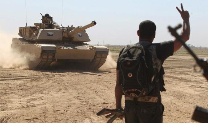 الأسدي يعلن تحرير مناطق مهمة ذات تأثير على سير العمليات