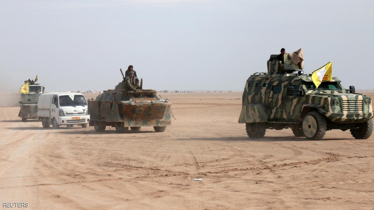 """سوريا تدين تشكيل أميركا جموعات مسلحة لـ""""حماية الحدود"""""""