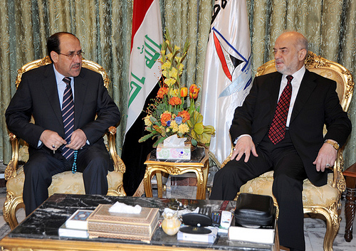 Jaafari reveals a written paper from al-Maliki to Iran will carry out all their demands