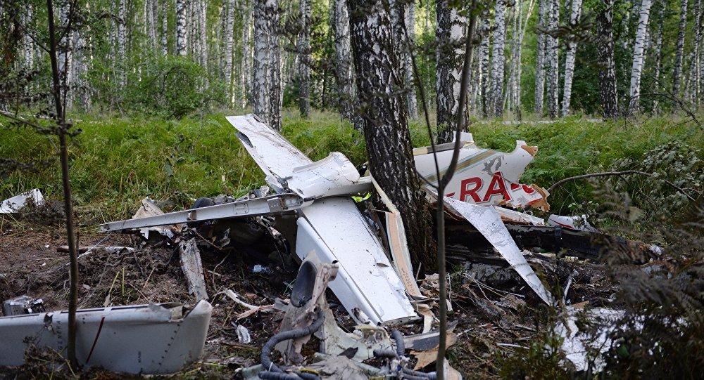 مصرع شخصين في تحطم طائرة صغيرة في كازاخستان
