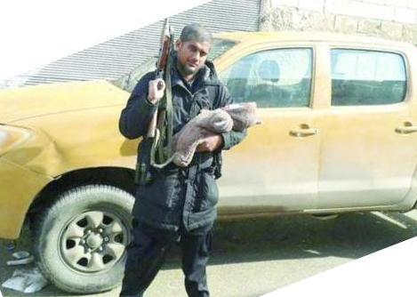 شاهد الصورة ..  واشنطن بوست: «داعش» يجند عوائل بأكملها لإنشاء مجتمع جديد