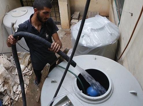 الشرطة البيئية: مياه (RO) التي تباع في الأسواق ملوثة ومسرطنة