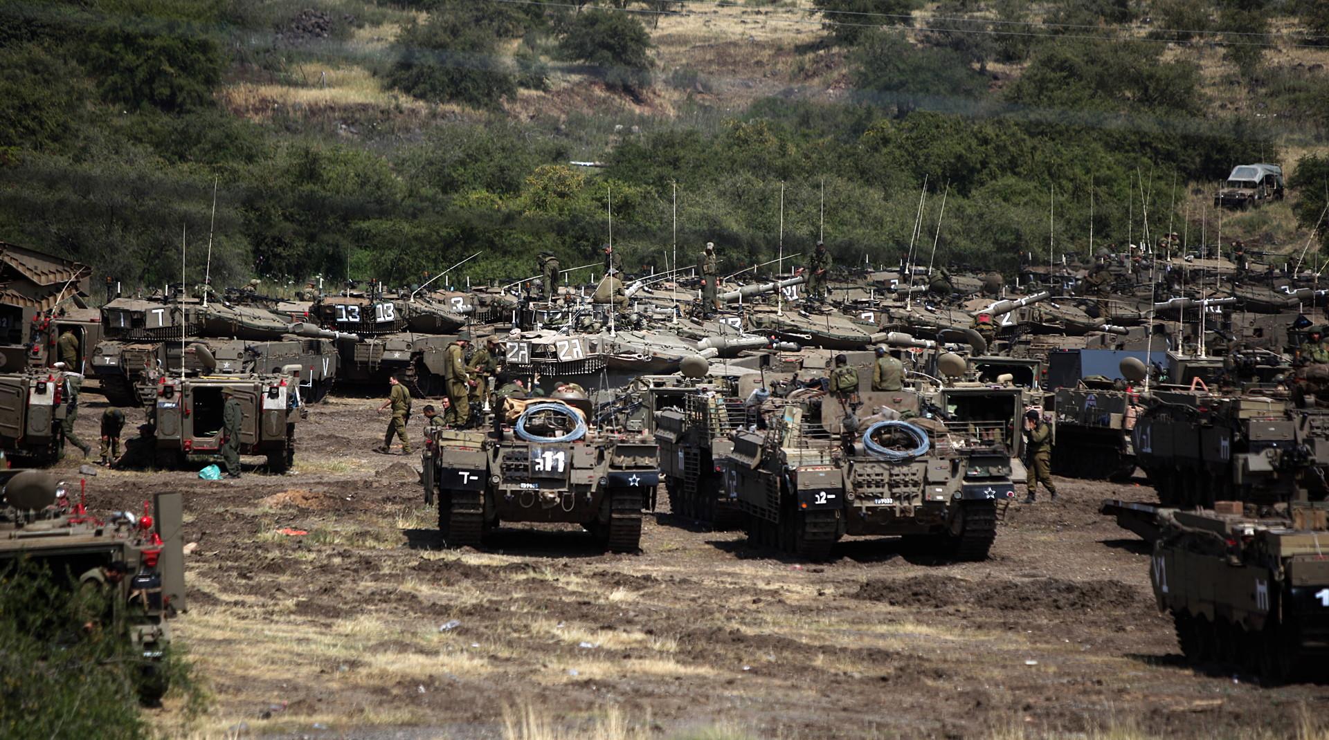 الاستخبارات الإسرائيلية: المواجهات الشاملة في 2018 واردة