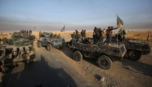 قائد العمليات المشتركة يكشف أن تنفيذ خطة عملية تحرير  الموصل تسير أسرع من المخطط