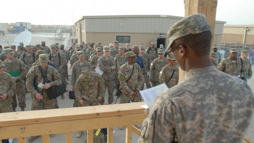 واشنطن تدرس إرسال الف جندي أمريكي لدعم الحرب في العراق وسوريا