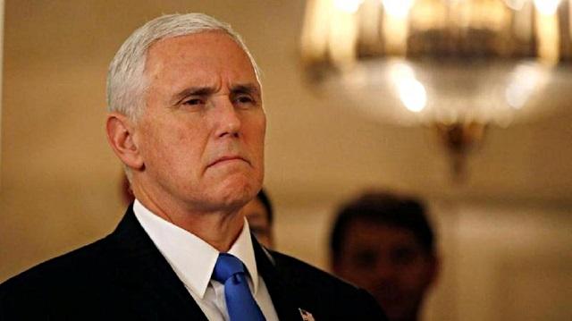 US Vice President arrives in Baghdad Image