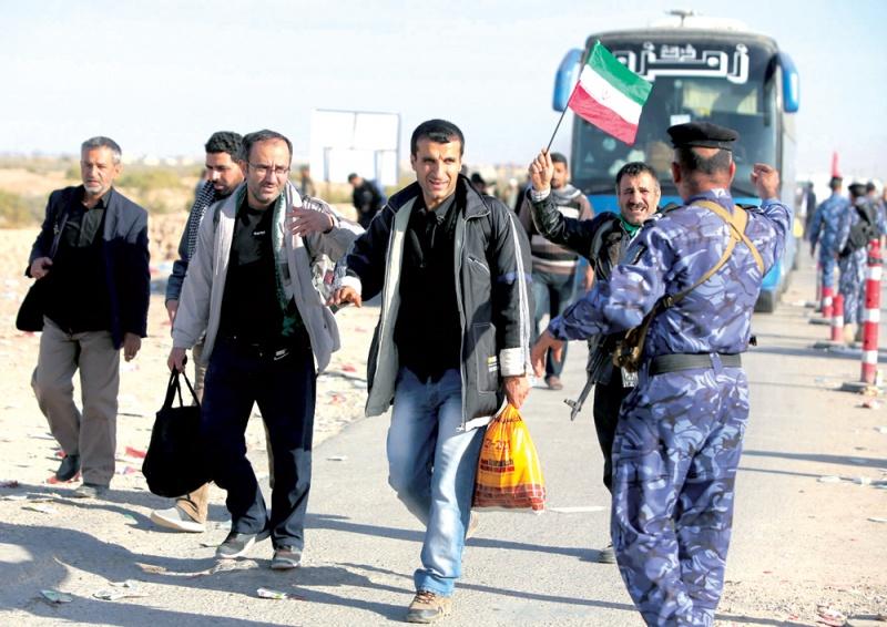 تزايد هجرة الإيرانيين الحاصلين على تعليم جامعي إلى العراق للبحث عن العمل