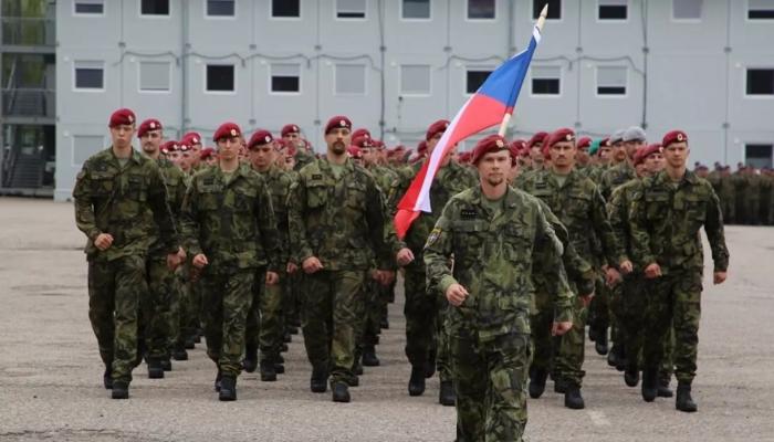 التشيك تسحب 30 جندياً من العراق