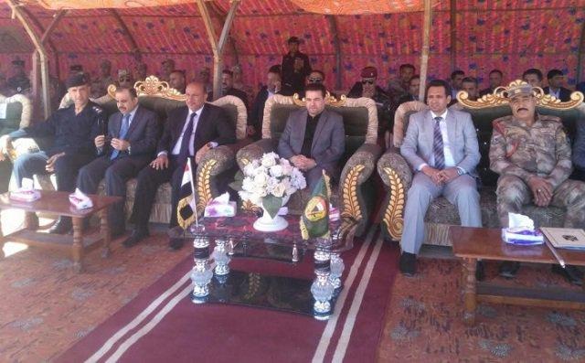 الأعرجي يؤكد وجود تعاون بين العراق والسعودية والكويت والأردن من أجل مسك وتأمين الحدود المشتركة