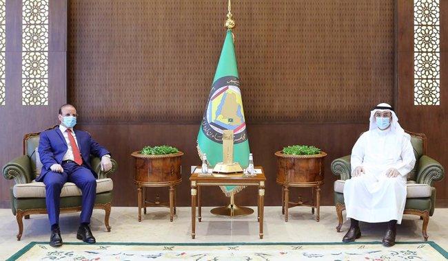 الأمين العامّ لمجلس التعاون الخليجي يؤكد حرصه على زيارة العراق في المرحلة المقبلة