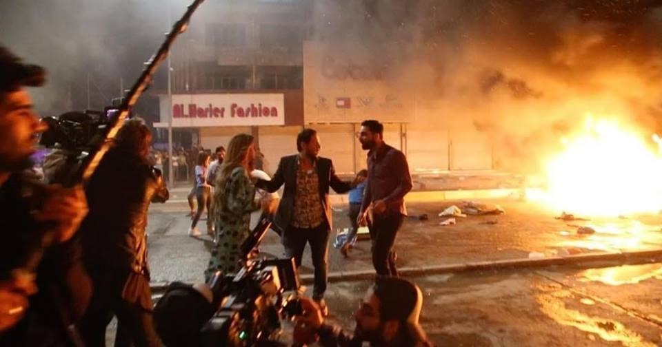 بغداد تشهد تصوير مشهد عالمي هوليودي