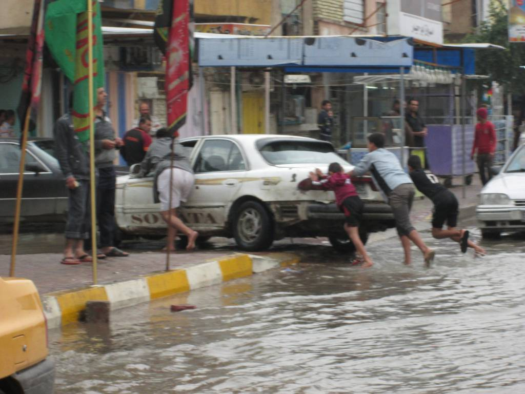 (بالتفاصيل) مديرية الدفاع المدني تكشف عن حجم خسائر أربيل بسبب الفيضانات