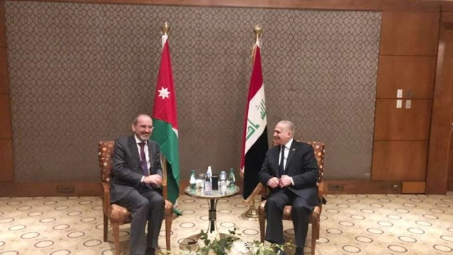 العراق والاردن يؤكدان سير البلدين على طريق واضح لتعزيز شراكتهما