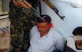 القبض على ارهابيين اثنين في نينوى