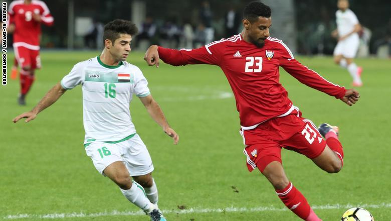 الامارات تقصي العراق بركلات الترجيح من كأس الخليج