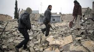مقتل (42) من عناصر حزب الله وإيرانيين وسط دمشق