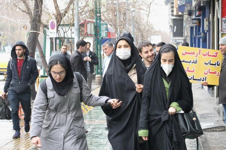 إيران تسجل ارتفاعاً جديداً بأعداد الاصابات اليومية بكورونا