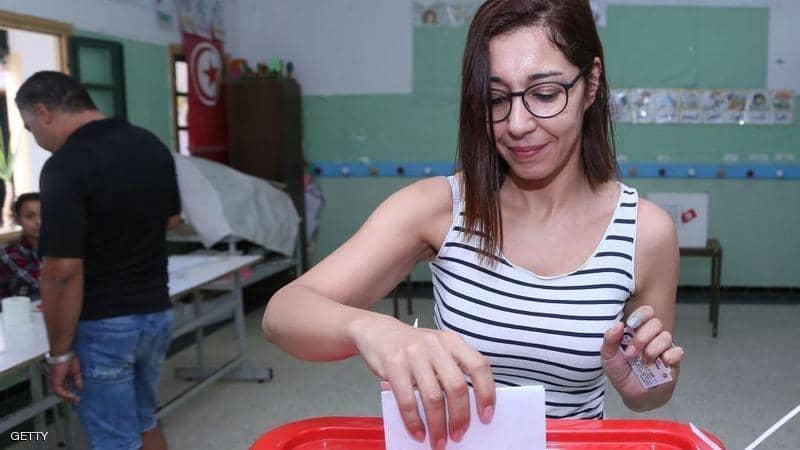 انتخابات تونس ..  إقبال متواضع ومناشدة للشباب للمشاركة