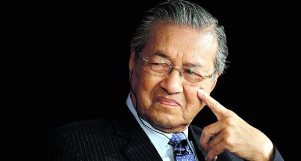 رئيس الوزراء الماليزي مهاتير محمد يقدم استقالته للملك